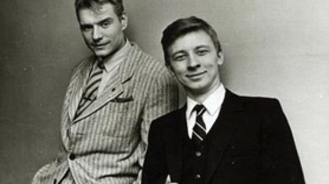 1987: Mart Sander ja Artur Raidmets populaarsuse kõrghetki nautimas.