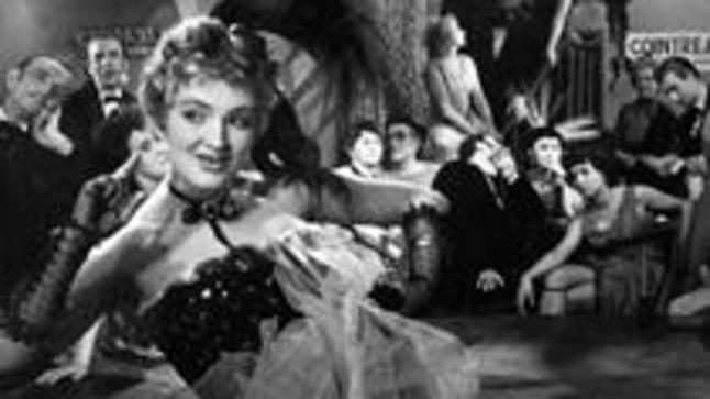 """AASTAL 1958 FILMIS ESIMESE JÄRGU KAPTEN: """"Kui ma ennast piltidelt vaatan, siis olin noorena väga ilus. No näete, vaadake  ise"""", muigab Eesti filmi- ja teatrilegend Lia Laats."""