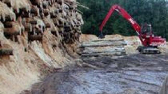 TÜKK MITMEST MILJARDIST: Imavere saeveski on vaid osa soomlastele mitme miljardi krooni eest müüdud Sylvesteri metsatööstuskontsernist.