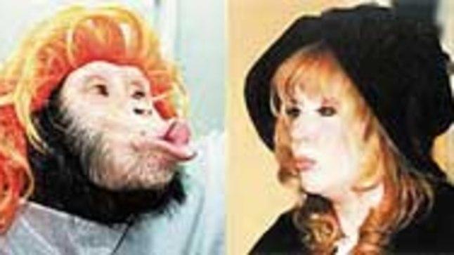 Пугачевой и Сердючке подражают даже обезьяны 13.02.2006 10:17.
