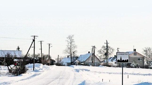 MAGAB TALVEUND: 100 külaelanikust talvitub Lüübnitsas ainult veidi üle 30.