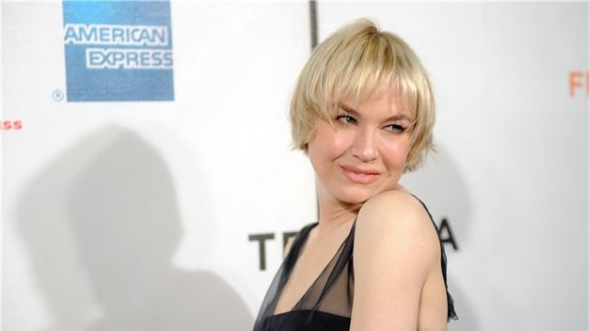"Renee Zellweger filmi ""My Own Love Song"" esilinastusel."