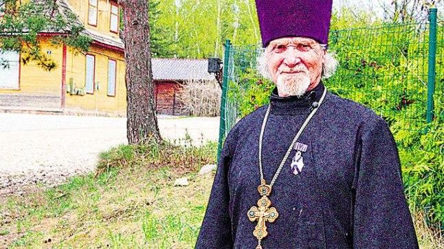 ELAV AJALUGU: Püha Platoni ordeniga autasustatud isa Jevgeni mäletab ka 1952. aasta jüripäeva Värskas nii nagu see oleks olnud eile.