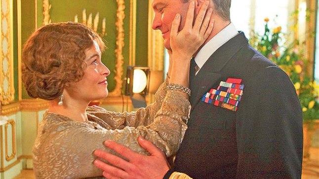 TOETAV ABIKAASA: Abikaasa Elizabeth (Helena Bonham Carter) oli kuningas George VI-le vankumatuks toeks.