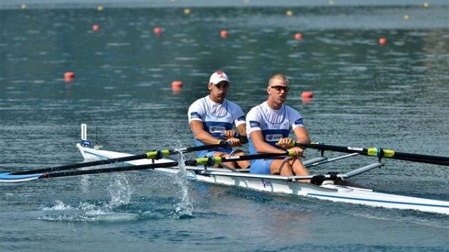 LÄBI!:Allar Raja ja Kaspar Taimsoo on ise läbi ja läbi on ka võimalus medalit võita.