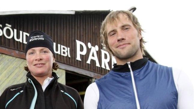 Pärnu Sõudeklubi treener Tatjana Jaanson on (ajutiselt?) tööst loobunud, Andrei Jämsä sihib aga olümpiat.