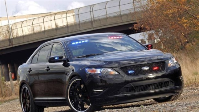 Ford Stealth Police Interceptor