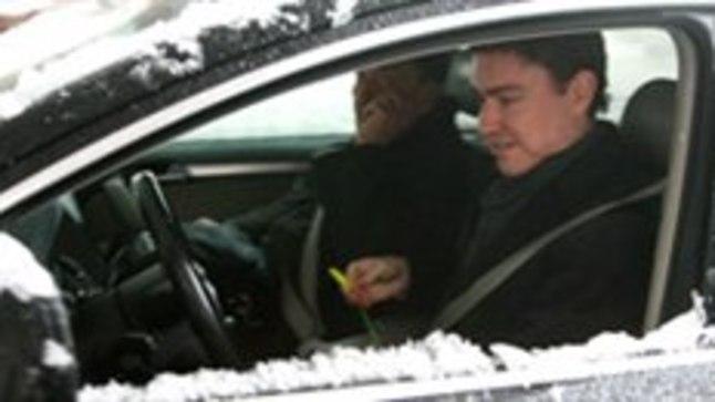 Taavi Rõivas: Mees leiab, et enda valijate huve esindab ta kõige paremini 507 eurot kuus maksva Audi maasturi roolis.