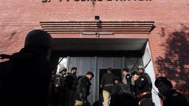 Peshwari politseijaoskond