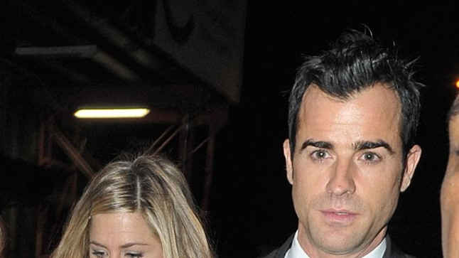 Jennifer Aniston ja Justin Theroux