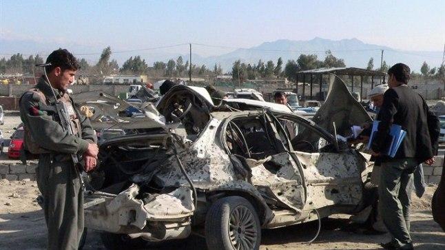 Autopommiplahvatus tappis Jalalabadis vähemalt üheksa NATO sõjaväelast.