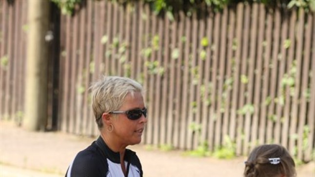 Evelin Ilves on ka ise sportimisega eestlastele eeskuju näidanud.