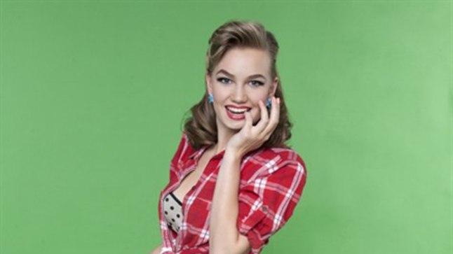 Saates valiti kõige kenamaks pildiks Volkmanni tehtutest just see: pildil Helina.