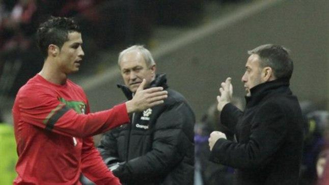 Kas Cristiano Ronaldo (vasakul) suudab suvisel EMil särada?