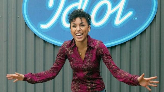Loreen 2004. aastal Rootsi superstaarisaates.