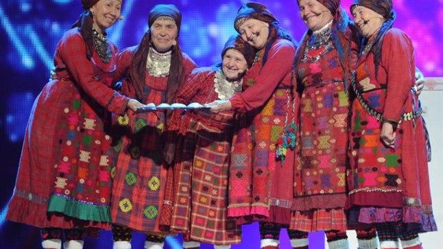 Venemaa selle aasta esinejad