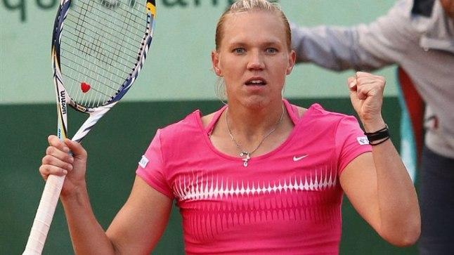 Kaia Kanepi tõusis WTA edetabelis 16. kohale.