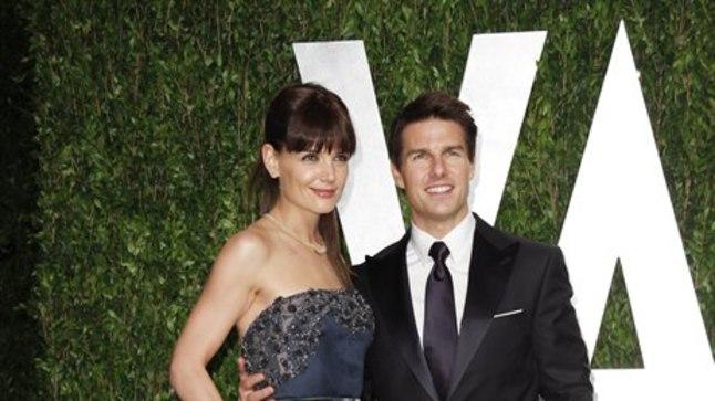Tom Cruise ja Katie Holmes lahutavad oma kuue aasta pikkuse abielu.