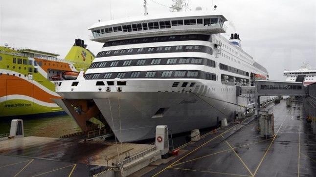 Tallinnast Stockholmi suunas lahkunud laeval tungiti kallale 37-aastasele mehele.