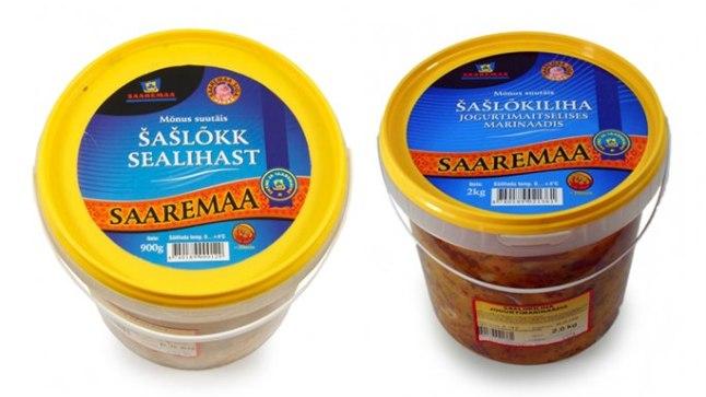 UURI LIHASISALDUST: Saaremaa sealihašašlõki lihasisaldus on 64%, jogurtimaitselises marinaadis šašlõkil aga 77%.