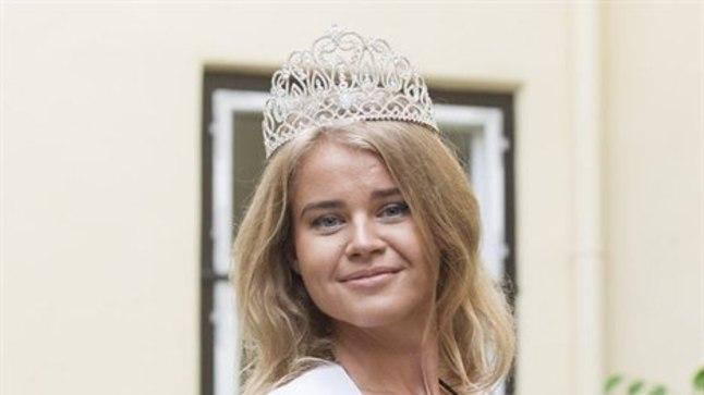 Eesti Miss Estonia 2012 Kätlin Valdmets