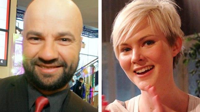 KUUM PAAR: Mihkel Raud ja Liina Vahter