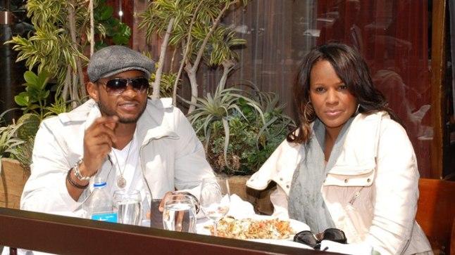 Usher ja Tameka