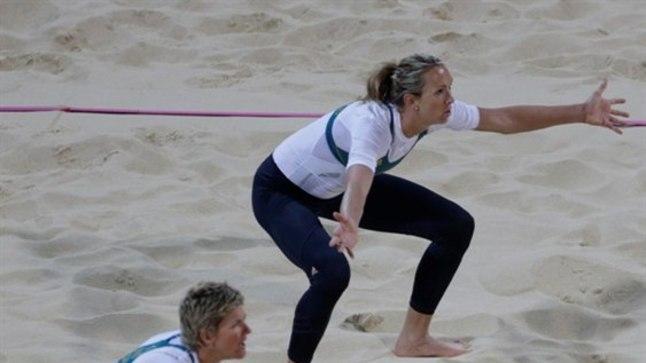 On see rannavõrkpall või kelgukoerte võiduajamine?!