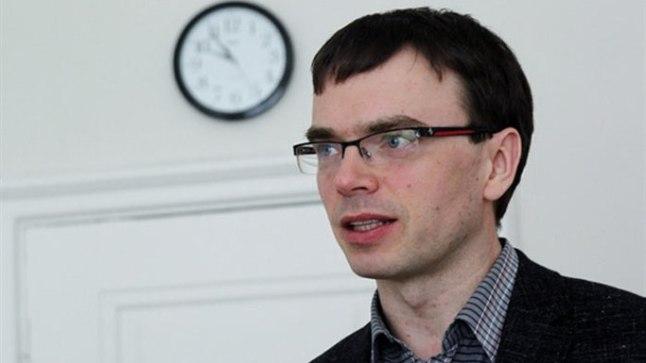 Sotsiaaldemokraatliku erakonna esimees ja riigikogu liige Sven Mikser