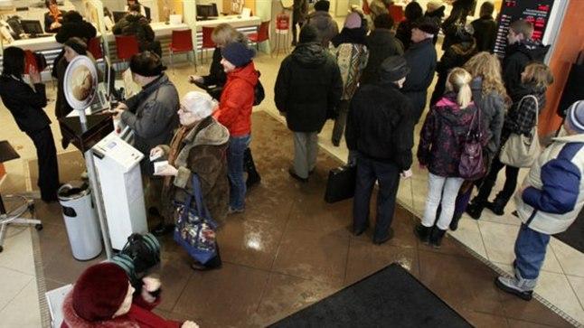 2012. aasta 1. jaanuari seisuga oli Eestis 404 525 pensionäri, moodustades 30,2 protsenti rahvastikust.