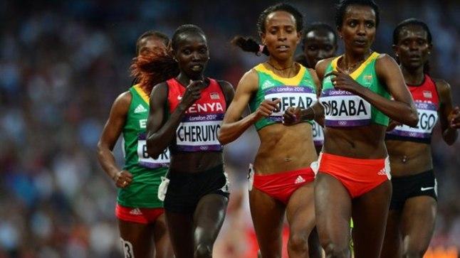 Dibaba pidi viimaks mööda laskma nii Defari kui ka Cheruiyoti