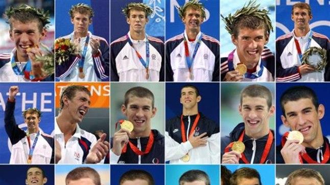 Michael Phelps ja tema 22 olümpiamedalit. Kas 6 Londoni medalit tuleb loovutada?