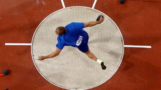 Gerd Kanter heitis 65.02 ja sai kindla võidu