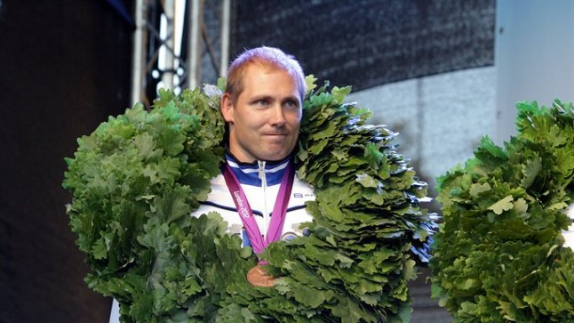 Gerd Kanter.