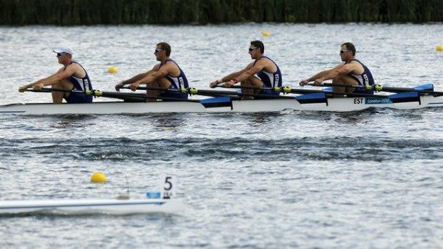 (Vasakult) Kaspar Taimsoo, Tõnu Endrekson, Allar Raja ja Andrei Jämsä üritavad hooaega üle kullata EMil Itaalias.