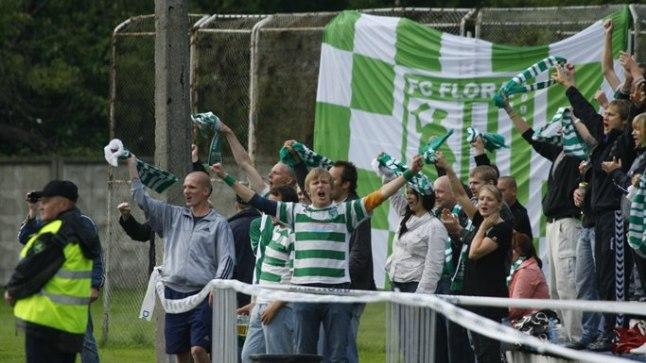 Flora fännide käitumine on klubile toonud tänavu juba 1160 eurot trahve.