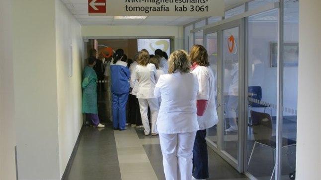 Homoseksuaalseid arste aktsepteeritaks. Pilt on illustreeriv!