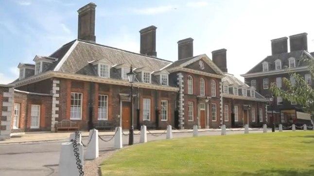 Tüüpiline maja Chelsea`is.
