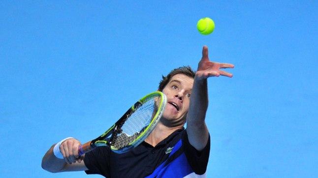 Prantsusmaa tennisemängija Richard Gasquet
