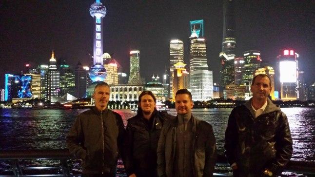 HIINAS: C-Jam esitas mõne loo ka koos Erhude kvartetiga, kus ühisansambel kandis ette Hiina heliloojate seatud Eesti ja Hiina muusikat.