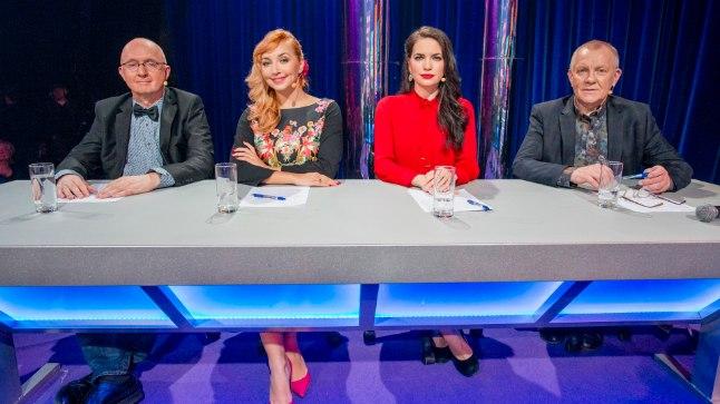 ÕIGLANE KOHTUNIK: Kui televaatajatele on jäänud kõrva, et kohtunikud hindavad vahel saateesitusi selle järgi, kas neile meeldib parodeeritav artist või mitte, kinnitab Tanja, et tema hindab iga esitust tervikuna.