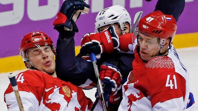 Olümpiaturniiri senise parima etenduse andsiud Venemaa ja USA.