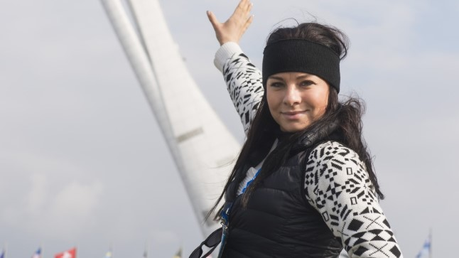 Jelena Glebova jaoks on Sotši olümpia karjääri kolmas.