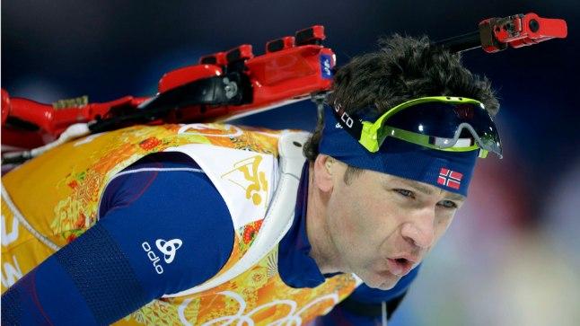 Ole Einar Björndalen tegi suurt olümpiaajalugu