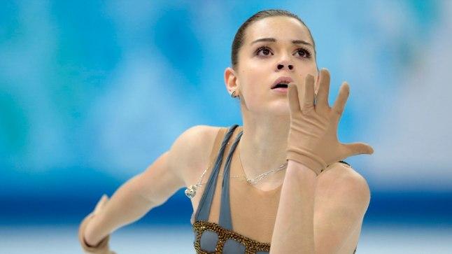 Adelina Sotnikova.