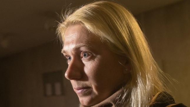 Kristina Šmigun-Vähi.