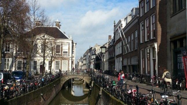 Drift - südalinnas paiknev tänav, kus asuvab Utrechti Ülikooli humanitaarinstituudi hooned.
