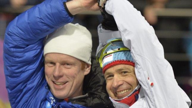 Kaks suurt. Bjørn Dæhlie ja Ole Einar Bjørndalen. Kumb on suurem, on suuresti maitseasi.