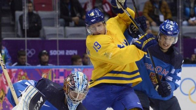 Soome ja Rootsi selgitavad Sotši taliolümpia meeste jäähokiturniiri esimese finalisti.