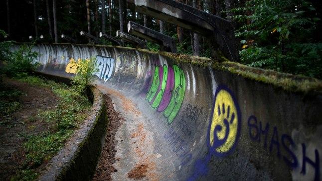 Sarajevo nukrad olümpiarajatised
